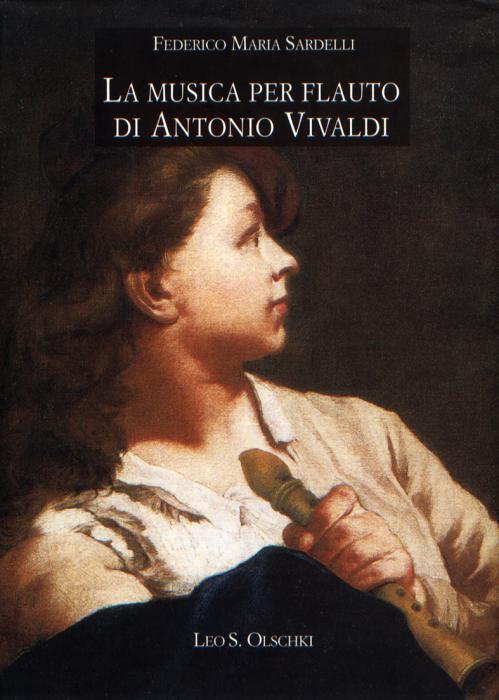 La musica per flauto di Antonio Vivaldi [it] Modo Antiquo