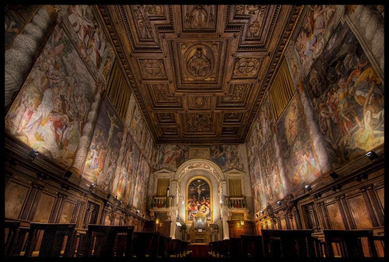Recital all 39 oratorio del gonfalone it modo antiquo - Gonfalone mobili roma ...